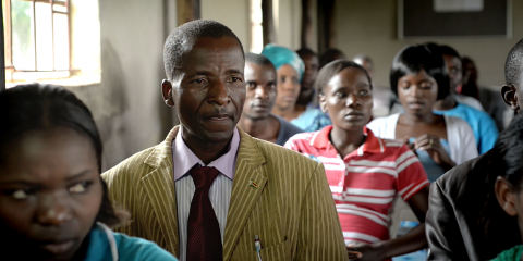 The Christening by Zimbabwe Filmmaker Ezekiel Tswatswa Mutasa