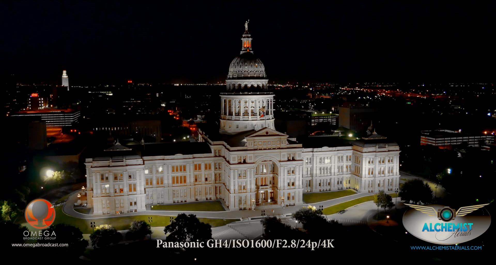Color Grade Tests on Panasonic GH4 4k Files